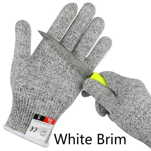 Cut Resistant Protective Finger Kitchen Gloves-Kitchen Helpers-US MART NEW YORK