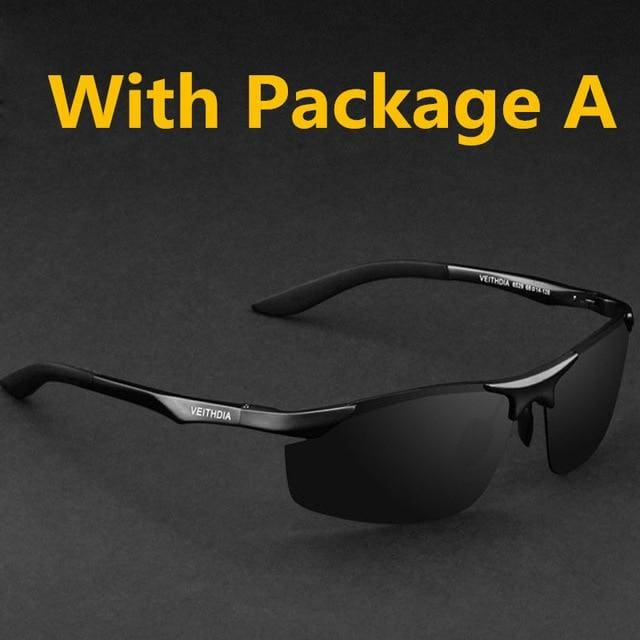 Designer Polarized Sunglasses-MEN SUNGLASSES-US MART NEW YORK
