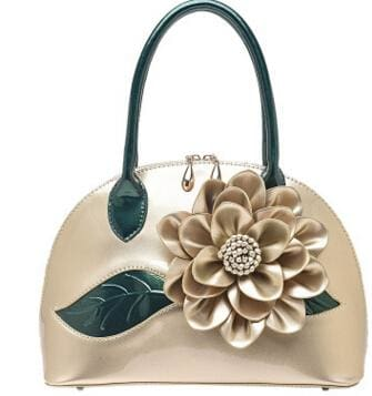 Designer Wedding Tote Women Leather Handbags-WEDDING PURSE-US MART NEW YORK