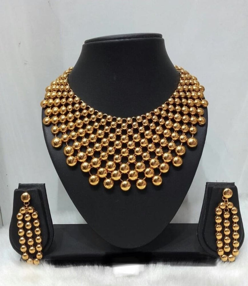 Indian Bollywood Ethnic Gold Plated Fashion Wedding Party Jewelry Necklace Set JEWELRY SETS
