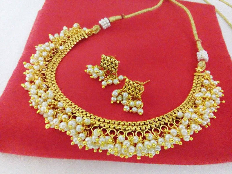 Indian jewelry Necklace Set bollywood ethnic gold plated New fashion jewelry-JEWELRY SETS-US MART NEW YORK