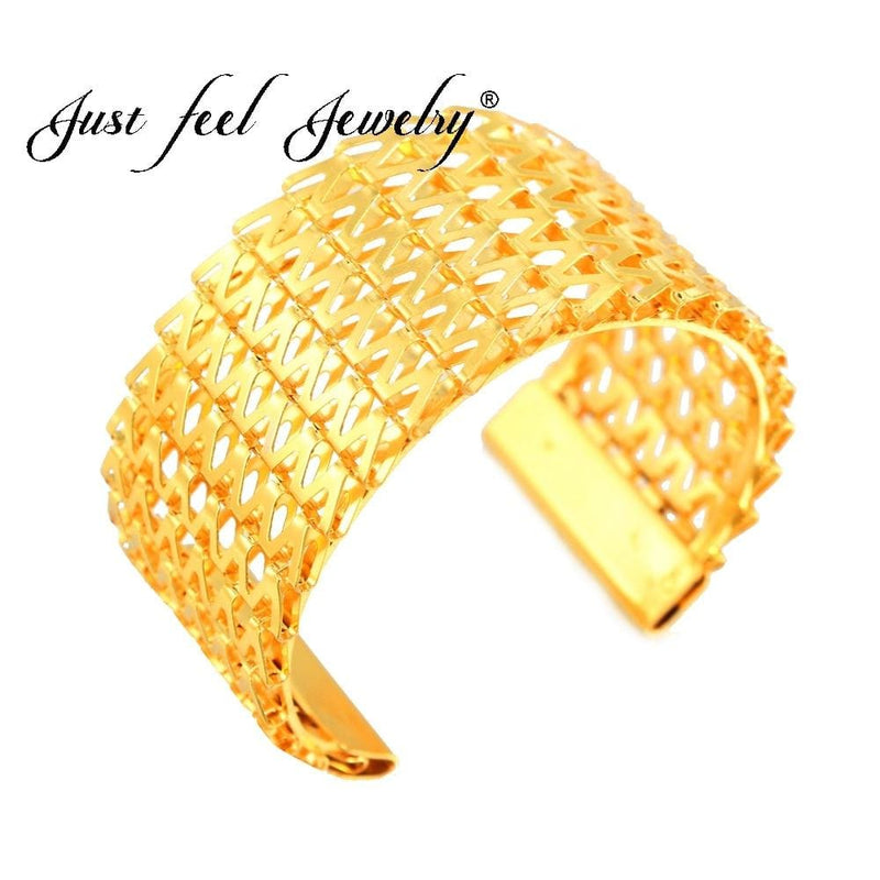 Multilayer Wavy Adjustable Bangles-Bracelets-US MART NEW YORK