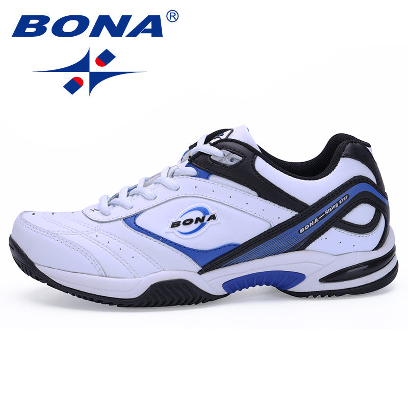 BONA New Classics Style Men Tennis Shoes Athletic Sneakers For Men Orginal Professional Sport Table Tennis Shoes-MEN SHOES-US MART NEW YORK