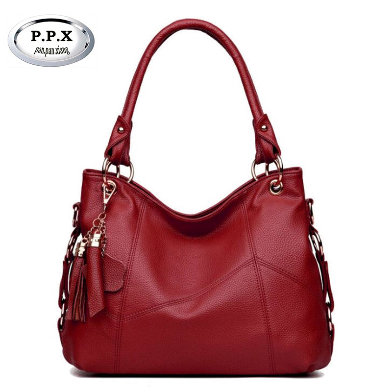 Tassels Women Designer Handbags Women Leather Handbags Ladies Shoulder Bags Women Messenger Bags Crossbody Bags Tote Bags-HANDBAGS-US MART NEW YORK