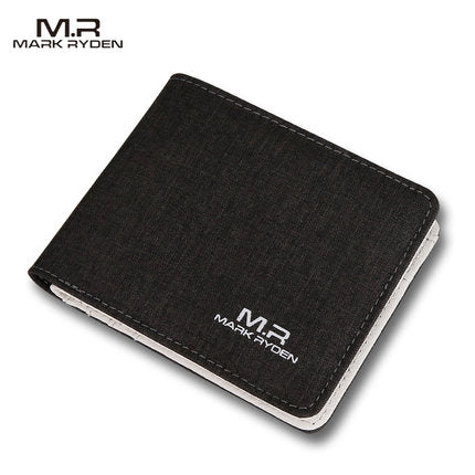 2018 Mark Ryden Men Male Wallet Fashion Casual Style Wallet Card Holders Multi Pockets Purse for Men-MEN WALLETS-US MART NEW YORK