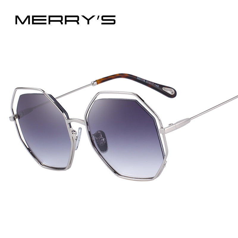 MERRY'S DESIGN Women Butterfly Gradient Sunglasses UV400 Protection-WOMEN SUNGLASSES-US MART NEW YORK