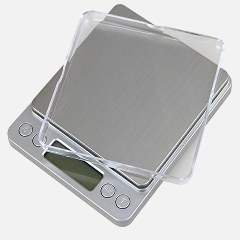 500g*0.01g Digital Kitchen Scale Precision Balance Jewelry Pocket Scale Tea Calibration Portable Medical Lab Weight Machine-Kitchen Helpers-US MART NEW YORK