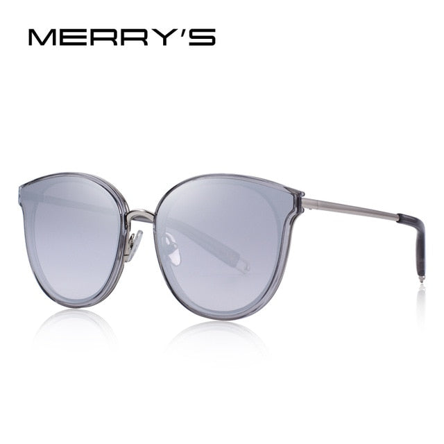 MERRY'S DESIGN Women Classic Fashion Cat Eye Sunglasses 100% UV Protection-WOMEN SUNGLASSES-US MART NEW YORK