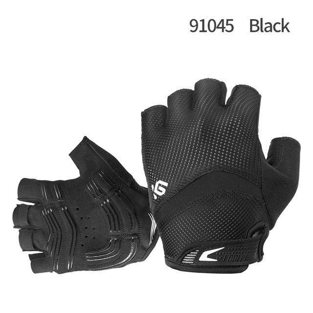 CoolChange Cycling Gloves Half Finger Mens Women's Summer Sports Shockproof Bike Gloves GEL MTB Bicycle Gloves Guantes Ciclismo-Fitness-US MART NEW YORK
