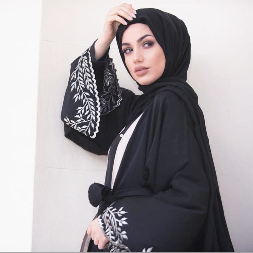 Women Hijab Abaya Muslim Clothings HIJAB & BURKA