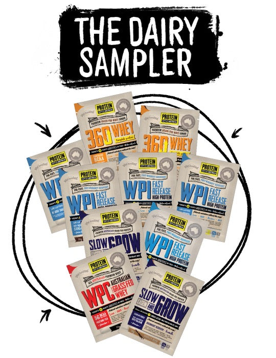 Bundle - The Dairy Sampler Pack