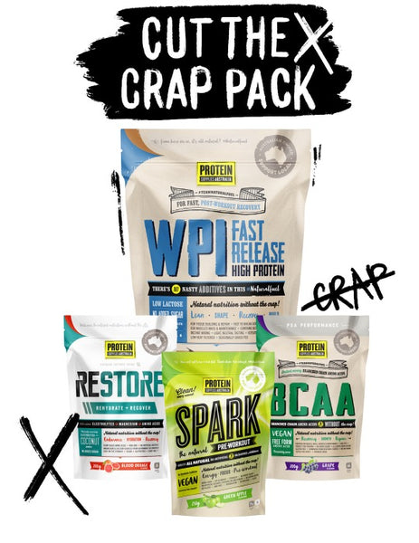 Bundle - Cut The Crap Pack