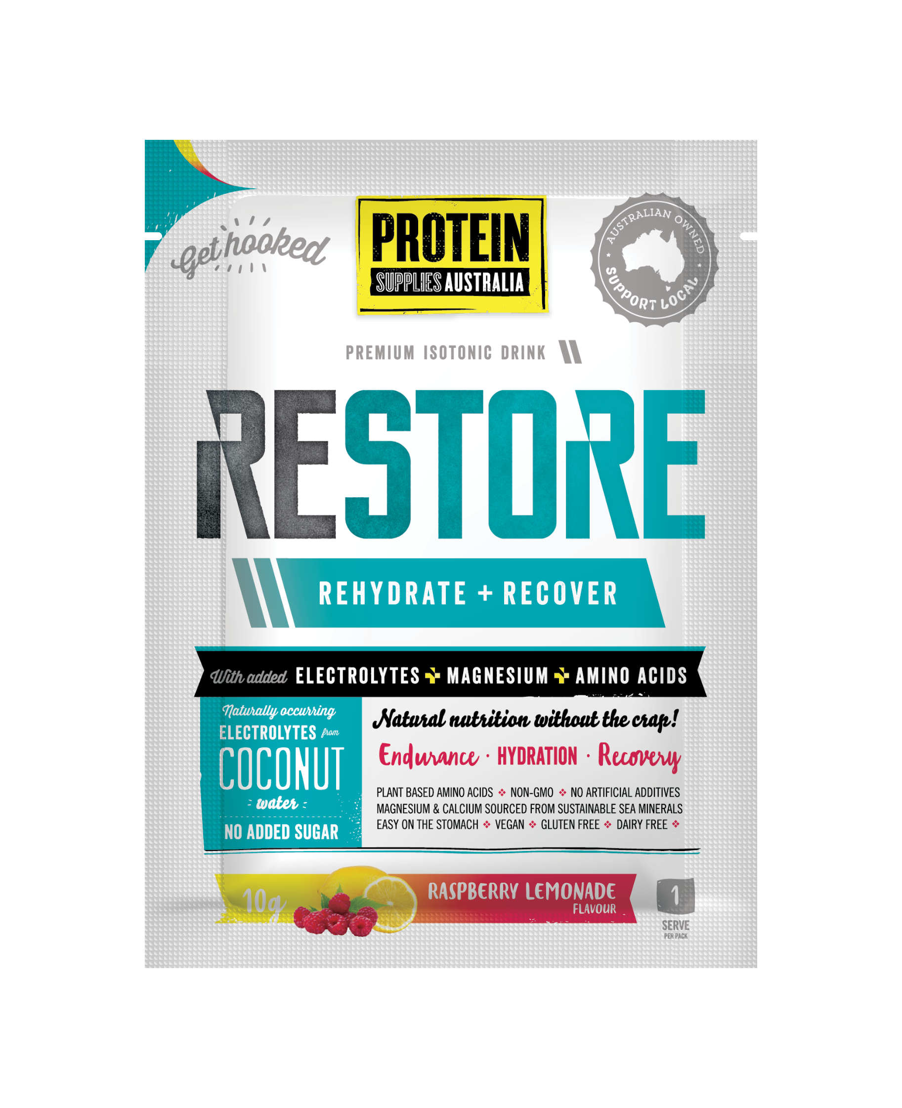Restore Raspberry Lemonade