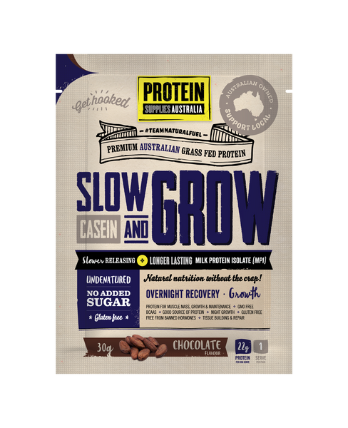 Slow & Grow Casein Chocolate