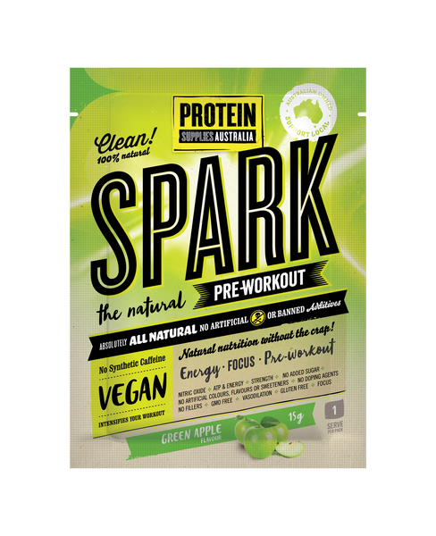 Spark Green Apple