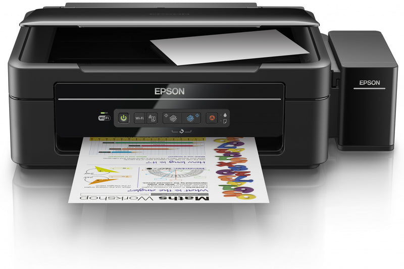 Epson L386 WiFi Inkjet All-in-One Printer - Dotrapid.com