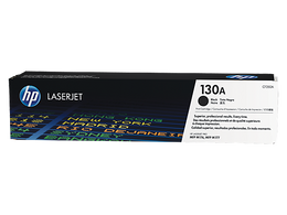HP 130A Black Original LaserJet Toner Cartridge CF350A - Dotrapid.com