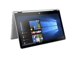 HP Pavilion 15BK x360 Convertible 15.6 Windows 10 Black