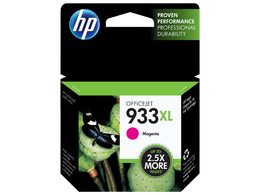 HP 933XL High Yield Magenta Original Ink Cartridge CN055AE - Dotrapid.com