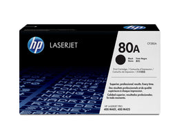 HP 80A Black Original LaserJet Toner Cartridge CF280A - Dotrapid.com