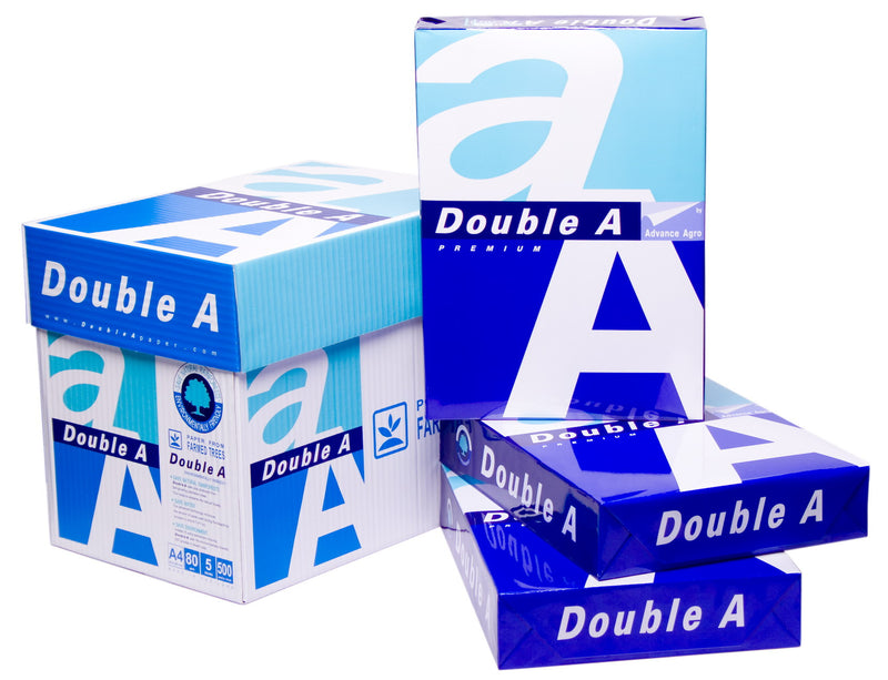 Double A Copy Paper 80 Gsm - Dotrapid.com