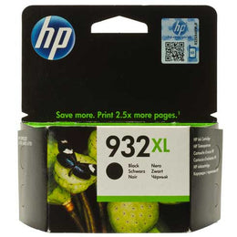 HP 932XL High Yield Black Original Ink Cartridge CN053AE - Dotrapid.com
