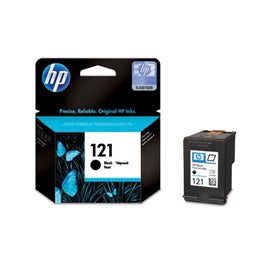 HP 121 Black Original Ink Cartridge CC640HE - Dotrapid.com