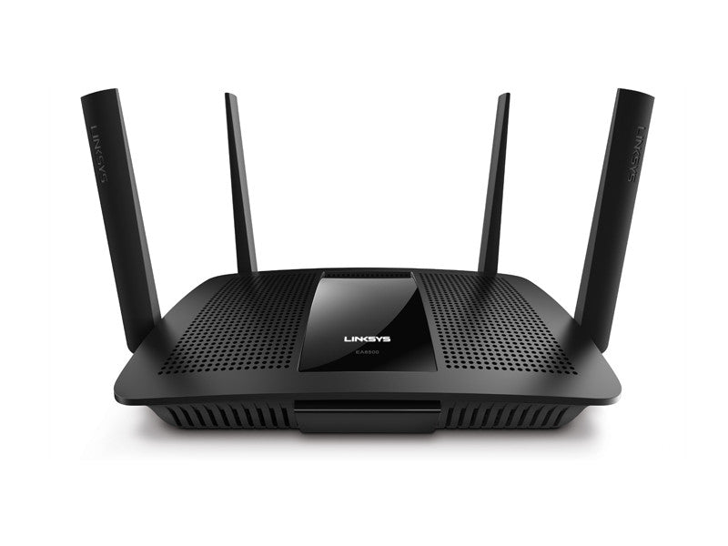 Linksys EA8500 Max-Stream AC2600 MU-MIMO Smart Wi-Fi Router - Dotrapid.com
