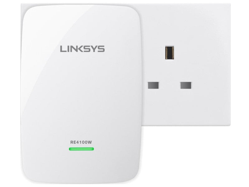 Linksys RE4100W N600 Dual-Band Wireless Range Extender - Dotrapid.com