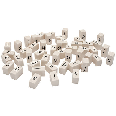 COKO Lowercase Letters Set of 50 - COKO - Artock Australia