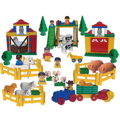COKO Farm Set 121 Pieces - COKO - Artock Australia