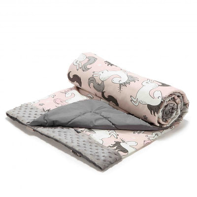 Picnic Mat - Unicorn Sugar Bebe - Grey