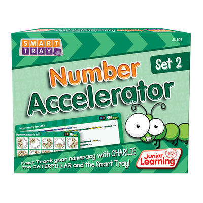 Smart Tray® Number Accelerator Set 2 - Junior Learning - Artock Australia