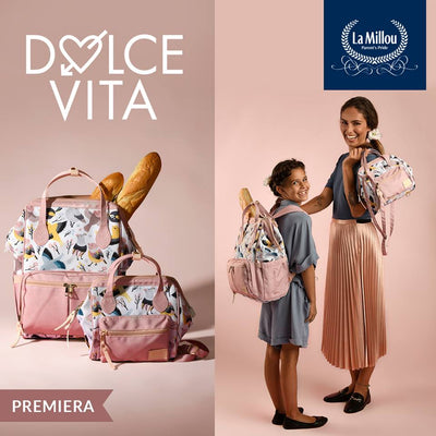 Backpack Small - Dolce Vita | Cute Birds