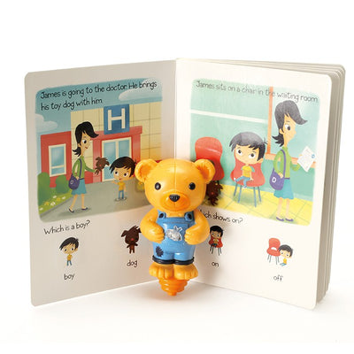 Educational Insights - Hot Dots® Board Book Set All About Me - Artock Australia