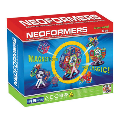 Neoformers - Neoformers Carnival Set 46 Pieces - Artock Australia