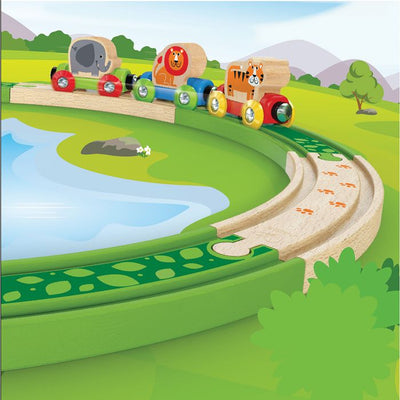 Hape - Deep Jungle Track Pack - Artock Australia