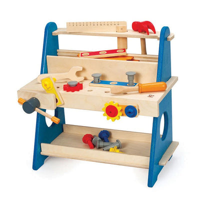 Hape - My Handy Workshop 31 pieces - Artock Australia