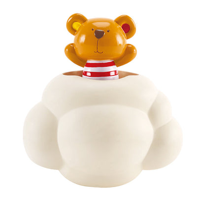 Hape - Pop Up Teddy Shower Buddy - Artock Australia