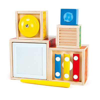 Hape - Multi Stacking Music Set - Artock Australia