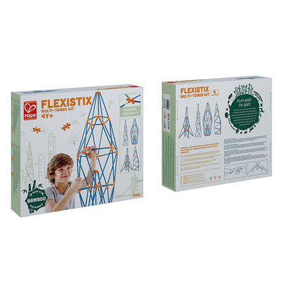 Hape - Flexistix Multi-Tower Kit - Artock Australia