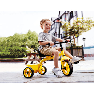 Hape - Sturdy Rider Toddler Tricycle - Artock Australia