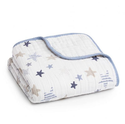 Aden and Anais - rock star classic muslin dreamblanket - Artock Australia
