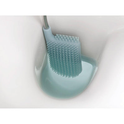 Joseph Joseph - Flex Smart Toilet Brush - Blue/White - Artock Australia