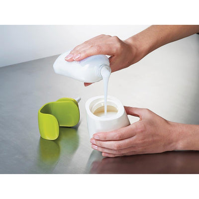 Joseph Joseph - Cpump Single Hand Soap Dispen-White/Green - Artock Australia