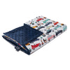 Light Blanket Large - LA Mobile - Navy