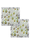Security Blanket 2-pk - Avocado