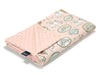 Light Blanket Large - Dream Lunapark - Powder Pink