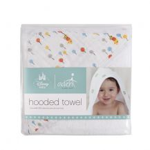 aden by aden and anais - disney winnie hooded towel - Artock Australia