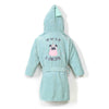La Millou - Bathrobe Bamboo Soft | Medium | Doggy Unicorn | Mint - Artock Australia
